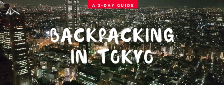Backpacking in Tokyo