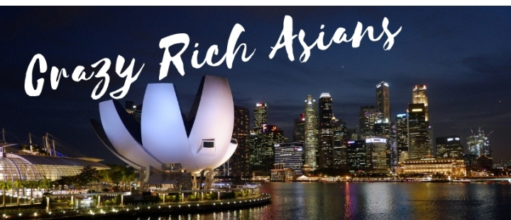Crazy Rich Asians Filming Locations and How To Get There