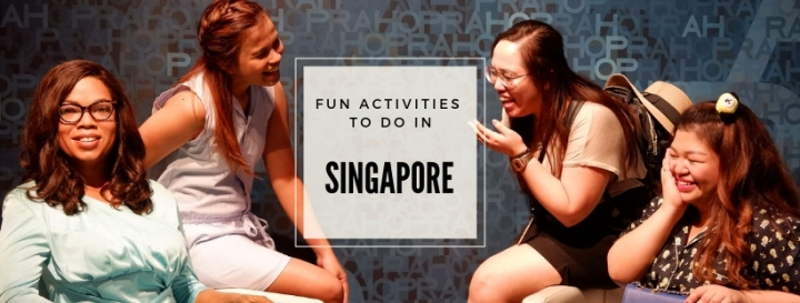 Fun Activities To Do In Singapore